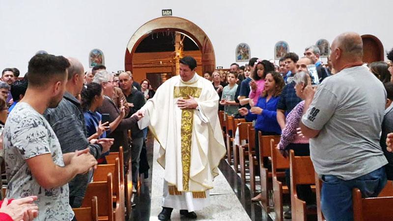 Padre Silvio Andrei fala aos leitores do Blog do Nelson Lisboa