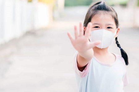 Crianças são contaminadas por Covid-19 em Salto